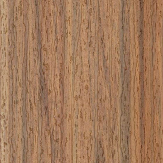 almond brown composite deck board swatch