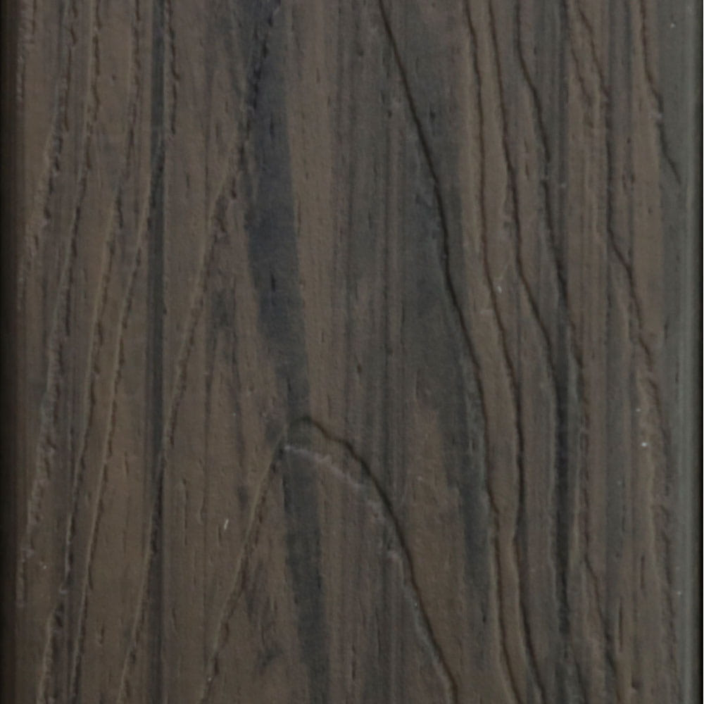 Exotic Brown Composite Decking