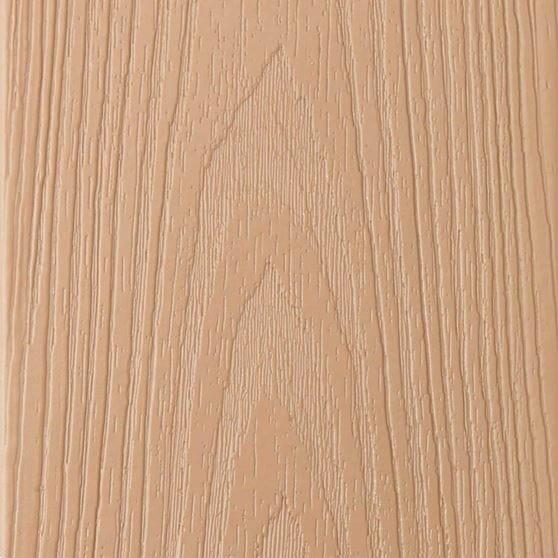 willow composite deck board swatch
