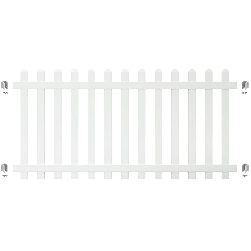 brackets for yorktown panel fence