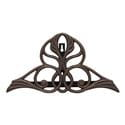Hawthorn oil-rubbed bronze hose holder
