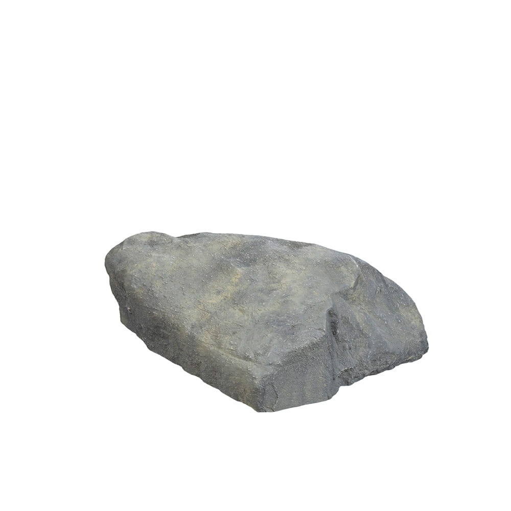 Outdoor Essentials Long artificial landscape rock