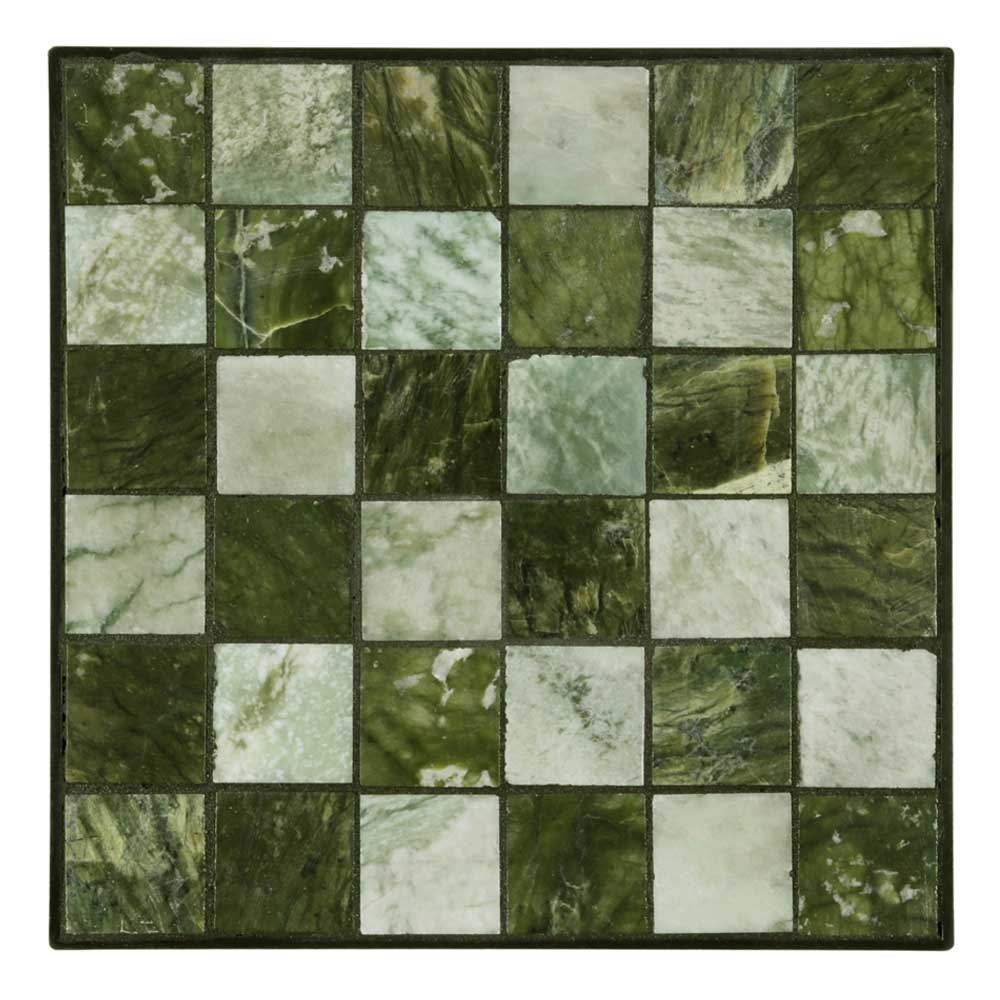 Outdoor Essentials Jade checkerboard stepping stone