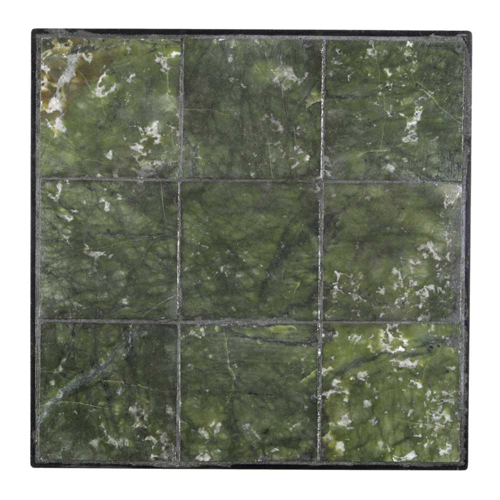 Outdoor Essentials green serpentine jade stepping stone