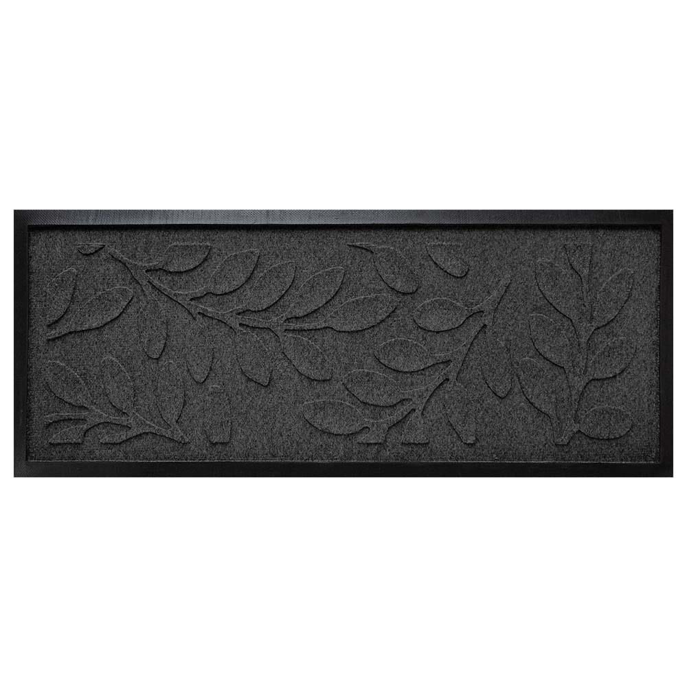 Brittney Leaf charcoal boots tray